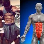 Как да направите перфектни коремни мускули