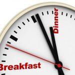 5-те най-често срещани митове за времето на хранене