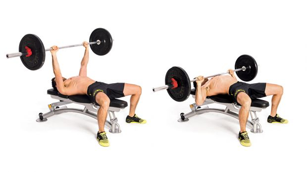 Фитнес програма StrongLifts 5 × 5 02 | Timefortrain.com