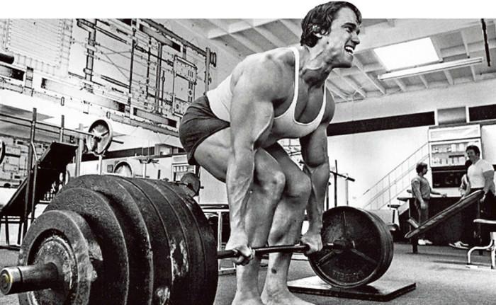 Фитнес програма StrongLifts 5 × 5 05 | Timefortrain.com