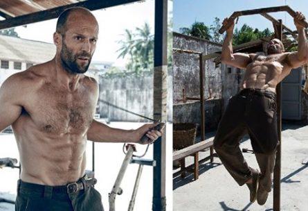 Тренировъчна фитнес програма на Джейсън Стейтъм | Timefortrain.com