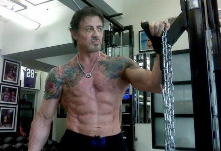 Фитнес програма на Силвестър Сталоун | Timefortrain.com