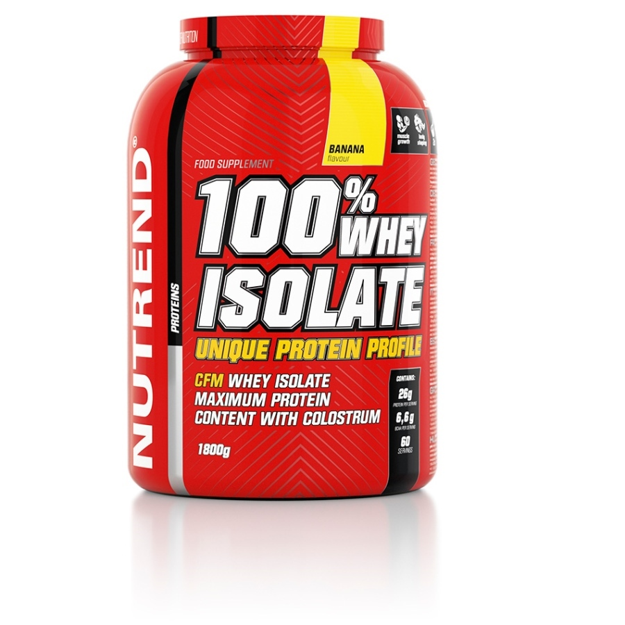 Whey Isolate 1800g (Nutrend) 2 | Timefortrain.com