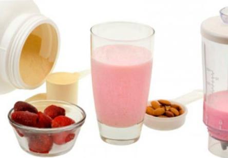 Суроватъчен протеин употреба