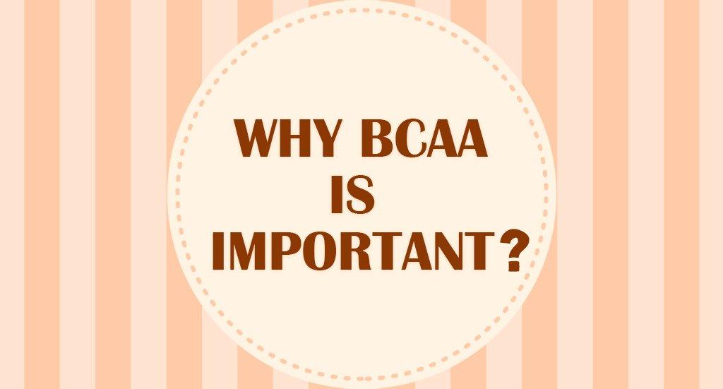 6 причини защо трябва да приемате BCAA