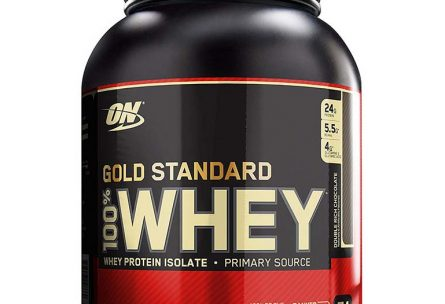Ревю 100% Whey Gold Standard by Optimum Nutrition