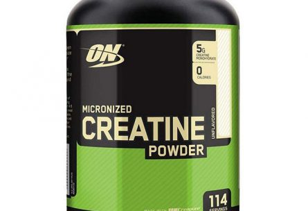 Creatine powder Optimum Nutrition 600 гр - Ревю