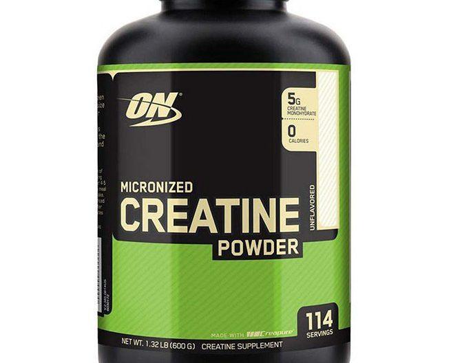 Creatine powder Optimum Nutrition 600 гр - Ревю