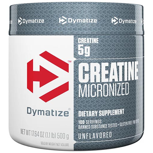 Dymatize Creatine Micronized 500 гр. - Ревю