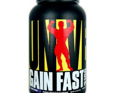 Universal Nutrition Gain Fast 3100 - Ревю