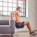 Тренировки в домашни условия с дъмбели – средно напреднали
